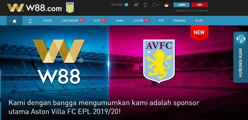 Situs Judi Bola Terbesar