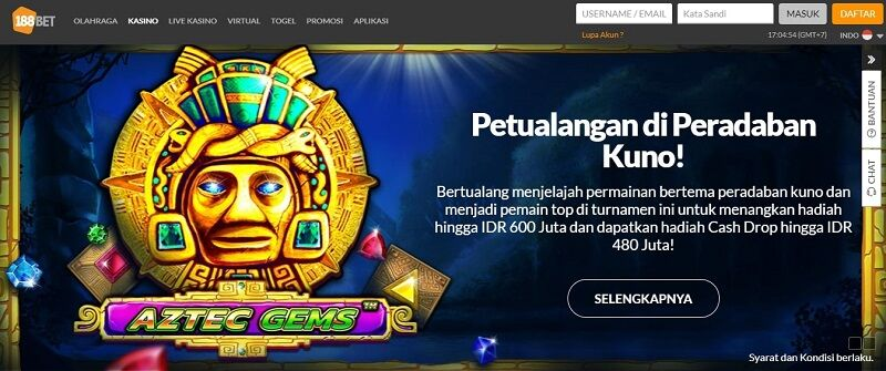 188Bet Slot Game Indonesia