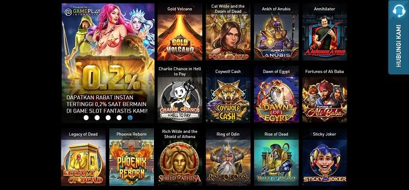 Slot Game W88 - Peraturan Singkat dan Padat