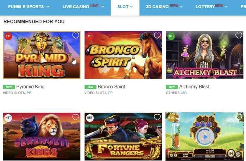 Tombol-Tombol Umum Dalam Permainan Slot