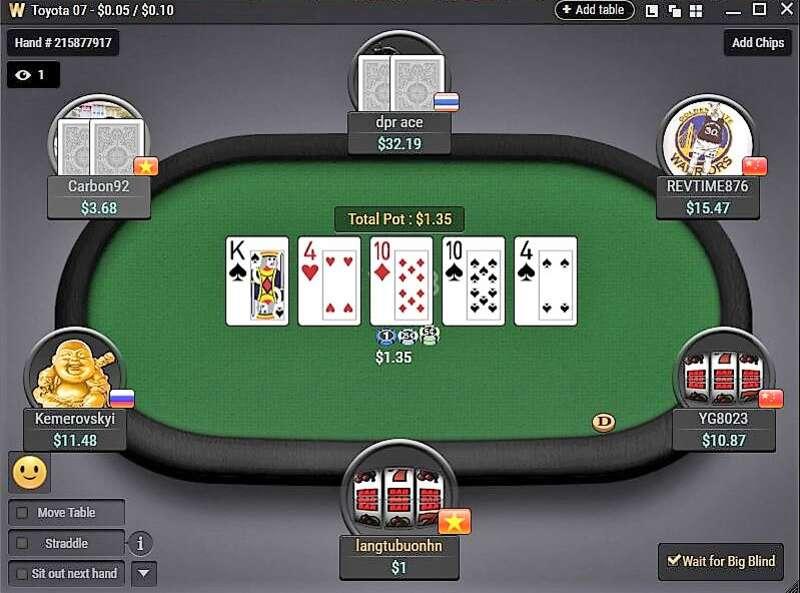 Bagaimana Cara Mulai Bermain Poker di Rumah Taruhan W88?