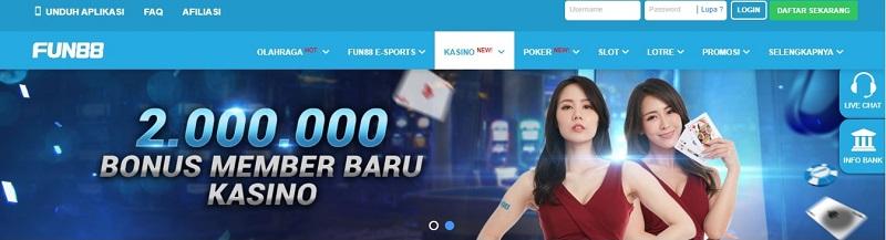Fun88 Club Indonesia
