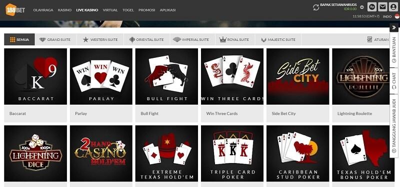 188Bet Poker Online Indonesia