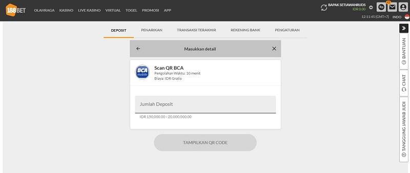 Opsi Baru Setor Dana: Scan QR BCA dan Transfer Bank BCA