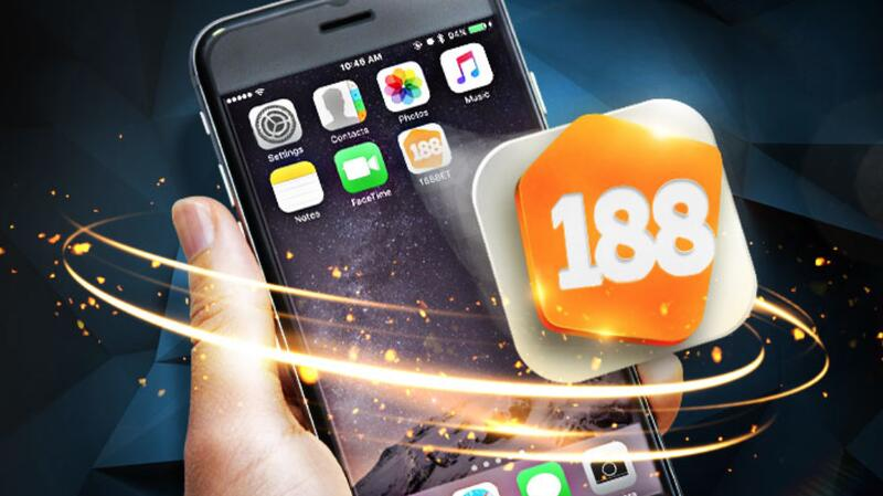 Aplikasi Ponsel Pintar dari Situs Resmi 188Bet