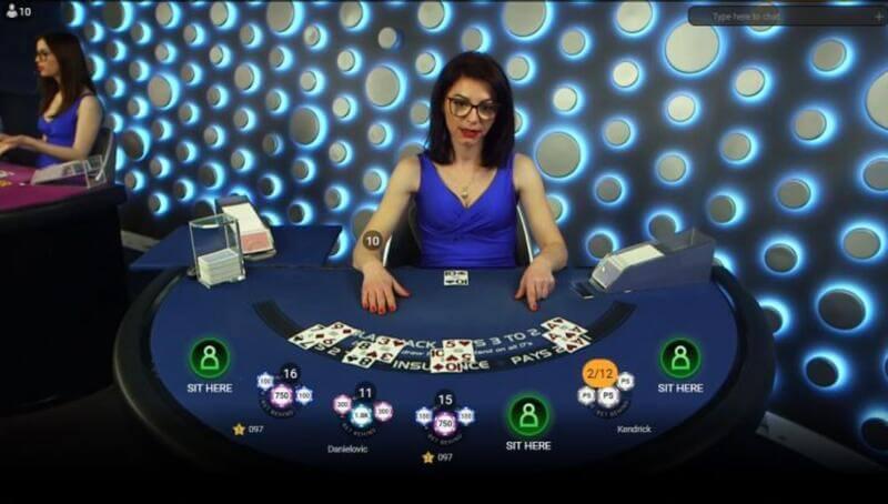Blackjack Online W88 yang Mudah Dimainkan Pemula