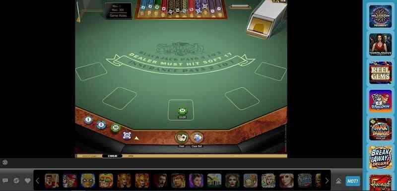 Aturan dalam Bermain Kartu Blackjack