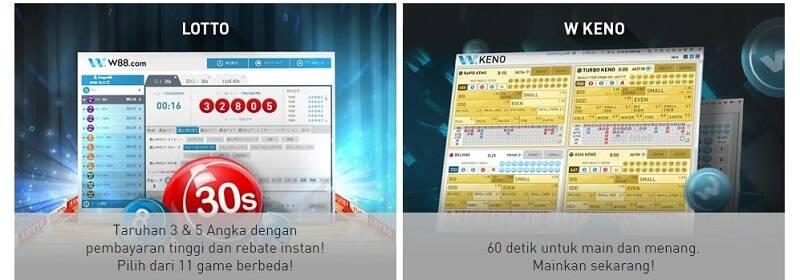 Keno Online Indonesia yang Tidak Tergerus Waktu