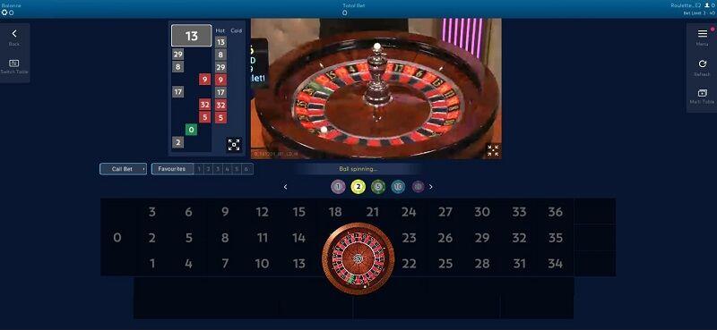 Online Games No.1: Roulette W88