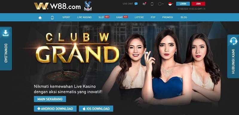 Memainkan Judi Dadu di Rumah Judi Online W88 Indonesia