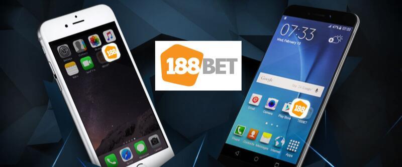 188Bet Mobile dalam Smartphone iOS dan Android